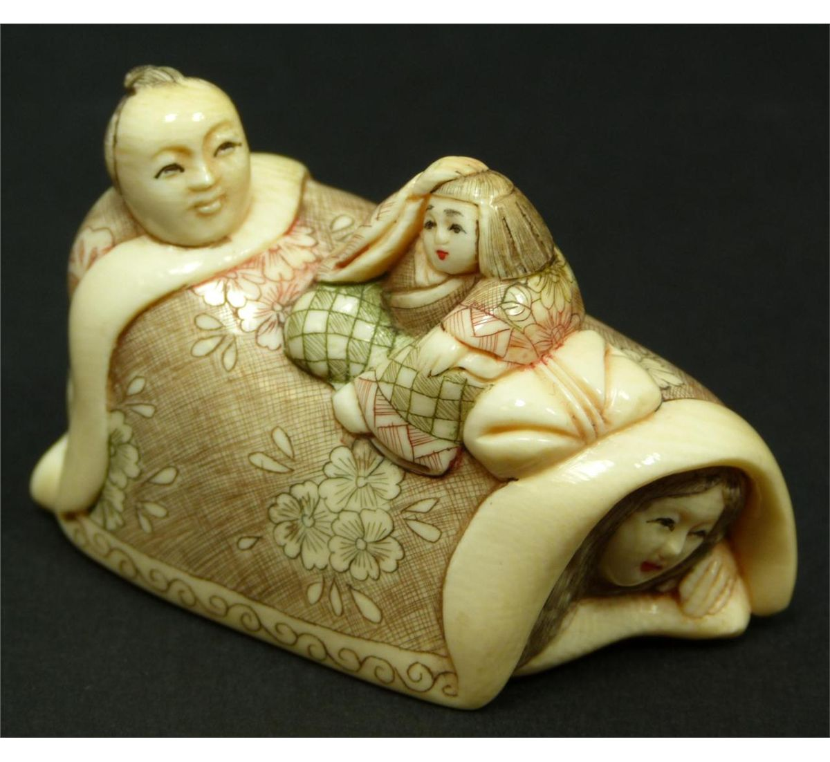 Antique japanese erotic art