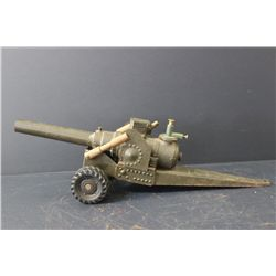 """WORKING METAL CANNON - NO MAKER - 17"""""""