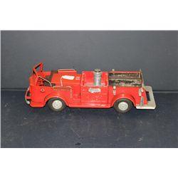 FIRE TRUCK BY MODEL