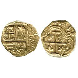 Bogota, Colombia, cob 2 escudos, (165)0R.
