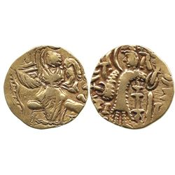 Kidarite Kingdom (Afghanistan), stater, Kidara series, fifth century AD.