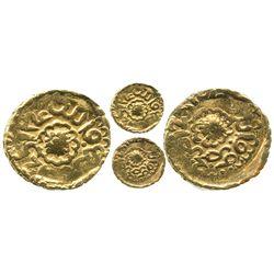 Turkey (Fes mint), benouki, 1251 AD.