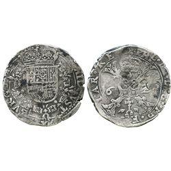 Tournai, Spanish Netherlands, patagon, 1625.