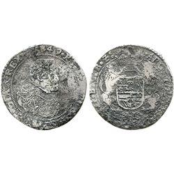Brabant, Spanish Netherlands (Antwerp mint), portrait ducatoon, Philip IV, 1649.