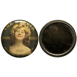 Wonder Good For Mirror ID - Moscow, - c1905 - Tokens