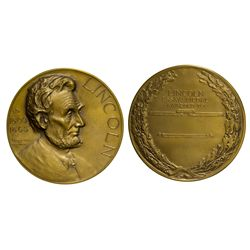 Lincoln Medal IL - Tokens