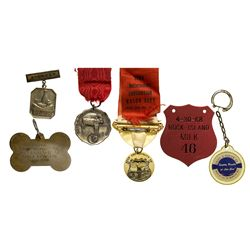 Midwestern Dairy Hangers IL - Tokens