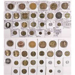 New Mexico Tokens and Medals NM - , -  -