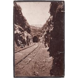 Raton Tunnel Photograph NM - Raton,Colfax County -  -