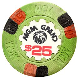 MGM Grand Casino Chip NV - , -  -