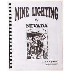 Mine Lighting in Nevada NV - , - 1992 -