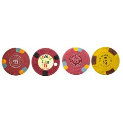 Nevada $5 Casino Chips NV - , -  -