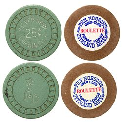 Carson City Area Poker Chips NV - Carson City, -  -