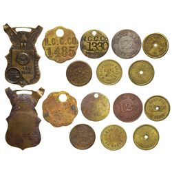 Ely Area Tokens NV - Ely,White Pine -  -