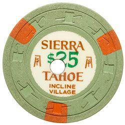 Sierra Tahoe Chip NV - Incline Village,Washoe County -  -