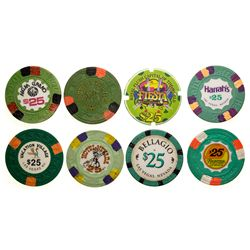 $25 Chip Collection NV - Las Vegas,Clark County -  -