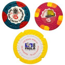 Las Vegas Casino Chips NV - Las Vegas,Clark County -  -