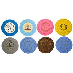 Las Vegas Roulette Chips NV - Las Vegas,Clark County -  -
