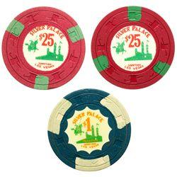 Silver Palace Casino Chips NV - Las Vegas,Clark County -  -