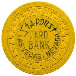 Stardust Casino Chip NV - Las Vegas,Clark County -  -