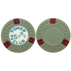 Tower Club Chip NV - Las Vegas,Clark County -  -