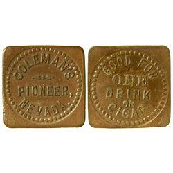 Pioneer Token NV - Pioneer,Nye County -  - Tokens