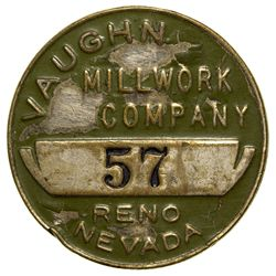 Vaughn Millwork Company NV - Reno,Washoe -  - Tokens