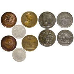 World's Fair Medals NY - Tokens