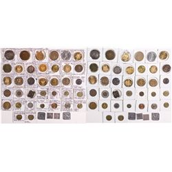 New York Tokens and Coins NY - , -  -