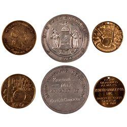 New York Fair Medals NY - New York City,Flushing County -  - Tokens