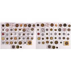 South Dakota Tokens and Medals SD - , -  -
