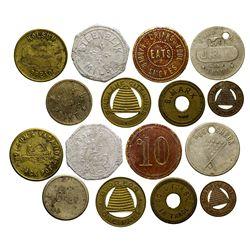 Grab bag tokens UT - Salt Lake City, -  - Tokens