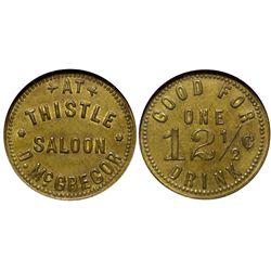 Thistle Saloon UT - Thistle,Tokens