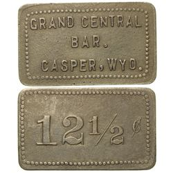Grand Central Token WY - Casper,Natrona County -  -