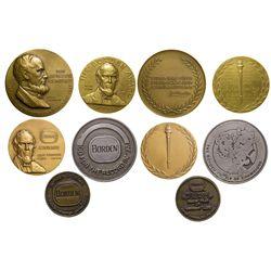 Borden Award Medals