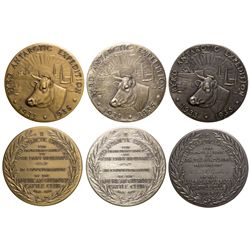 Byrd  Antarctic Medals 1935 -