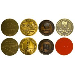 Large Dairy Medals