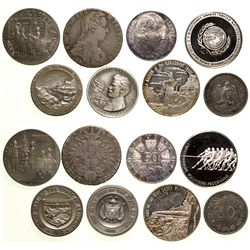 Silver Rounds/Foreign Silver Coins numismatic - ingots and coins