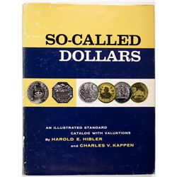 So-Called Dollars Guide Book 1963 -