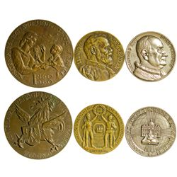 Foreign Medals  - , -  - Tokens