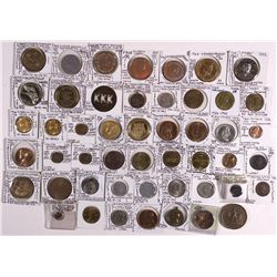 Interesting American Tokens  - , -  -