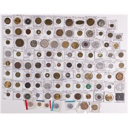 Miscellaneous American Tokens, Medals, and So-Called Dollars  - , -  -