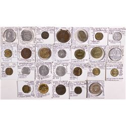 Miscellaneous Fraternal Tokens  - , -  -