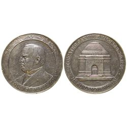 Presidential McKinley Memorial Dedication Medal  - , - 1907 -