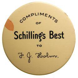 Schilling's Best Mirror  - , -  -