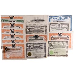 Stock Certificate Group  - , -  -