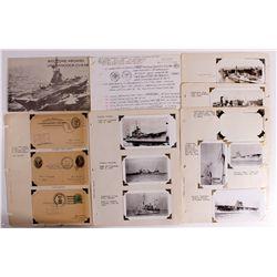 US Naval Ephemera  - , - 1942 - Americana/Paper/Ephemera