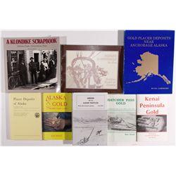 Alaska Gold Prospecting Books AK - , -  -