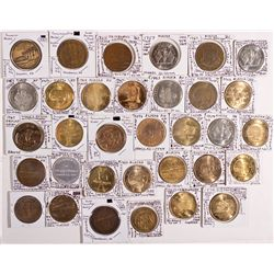 Alaskan So-Called Dollars and Medals AK - , -  -