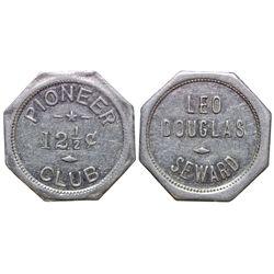 Pioneer Club Token AK - Seward,1937-1951 - Tokens